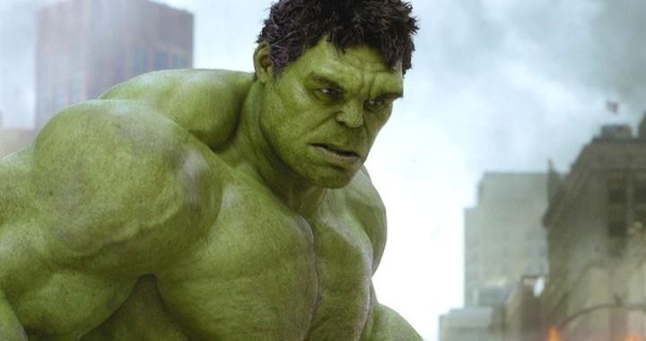 Prvý obrázok CGI Hulka z filmu.