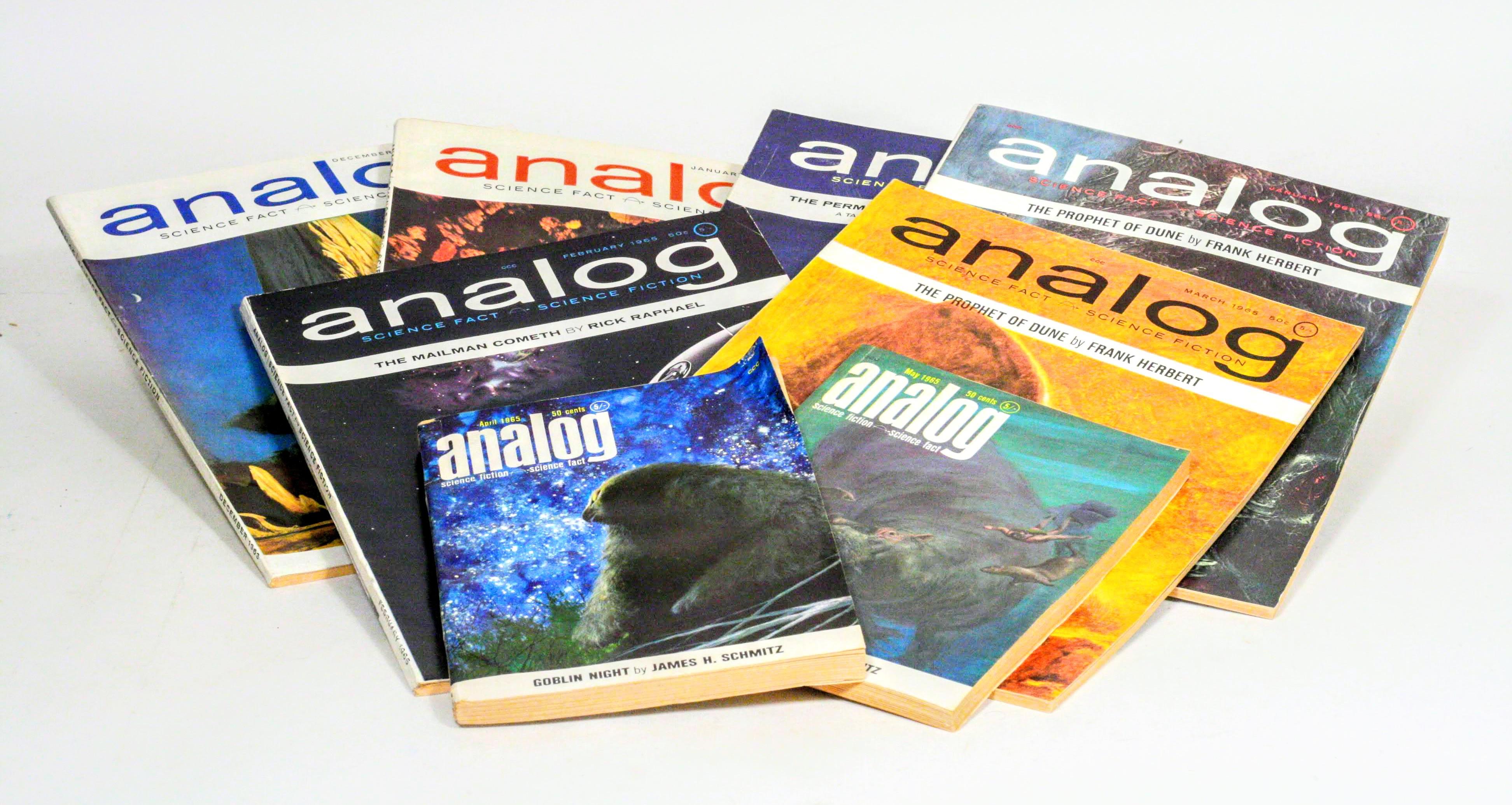 cover casopisu analog