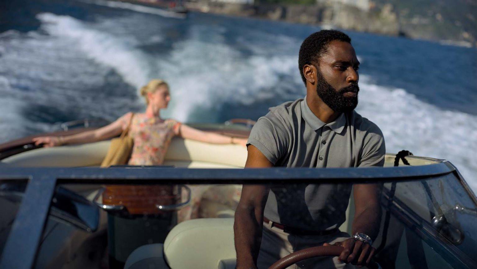 Tenet - scéna z filmu