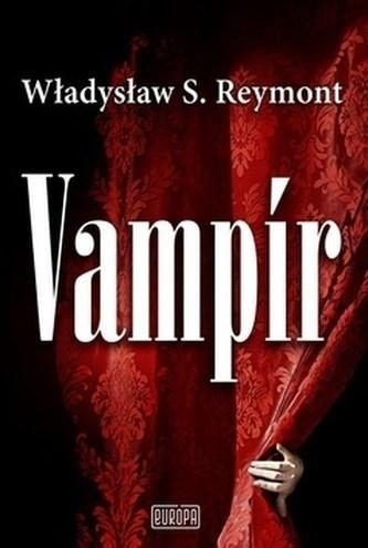 Vampír - slovenská obálka