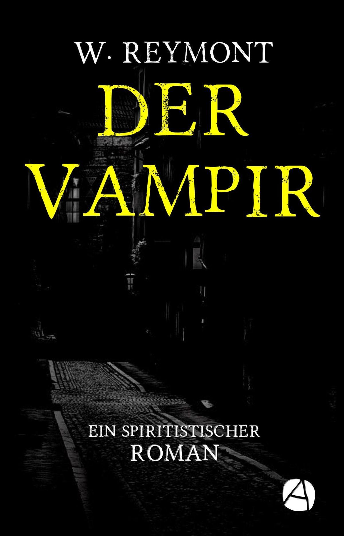 Vampír - titulka