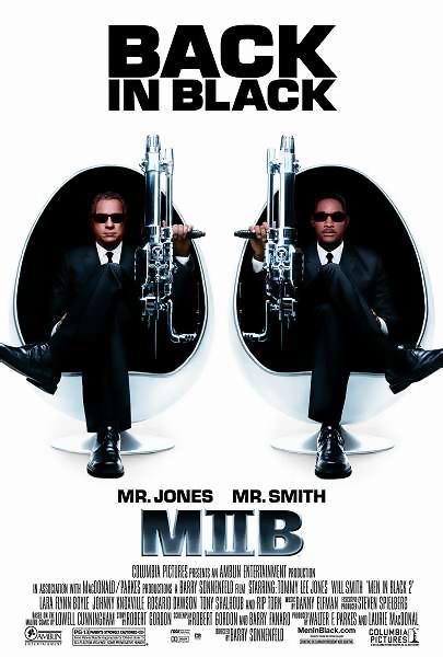 Men in Black 2 - Poster - Final