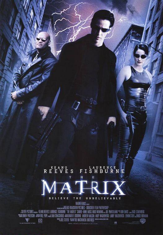 Matrix - Poster - 3