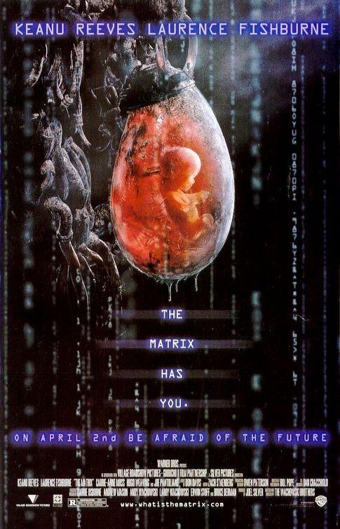 Matrix - Poster - 4