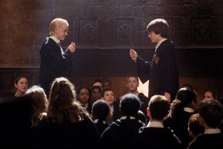Čarodejnícky duel - Harry versus Draco