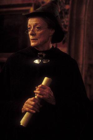 Profesorka McGonagallová