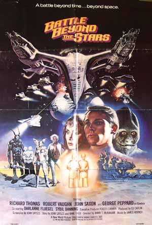 Battle Beyond the Stars - Poster