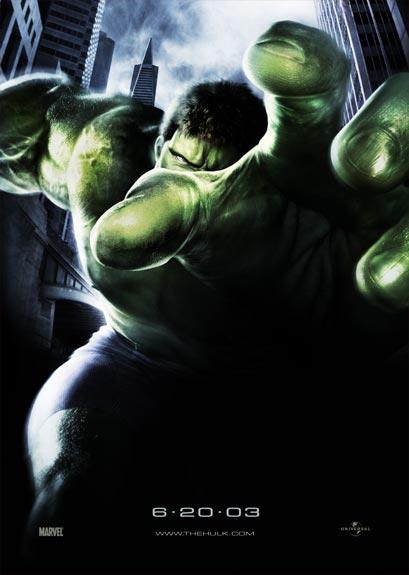 Hulk, The - Poster