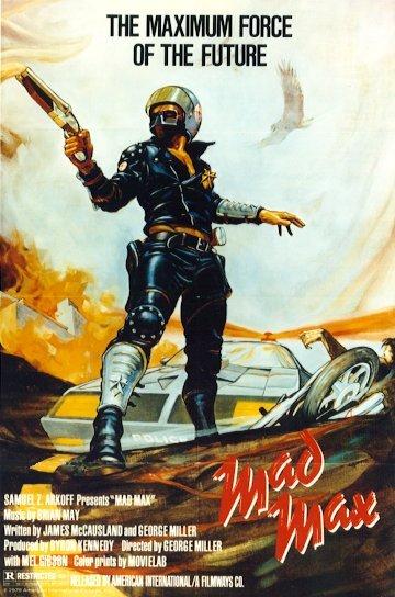 Mad Max - plagát