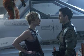 Battlestar Galactica (2) - v dokoch 3