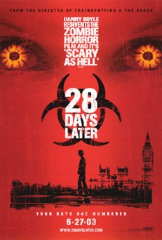 28 Days Later - Poster