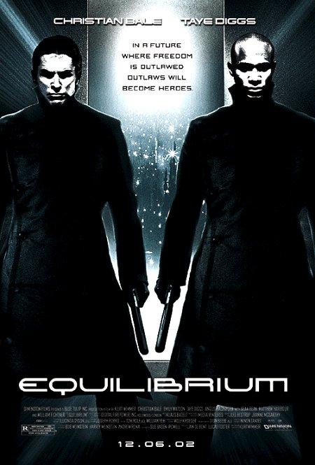 Equilibrium - Poster