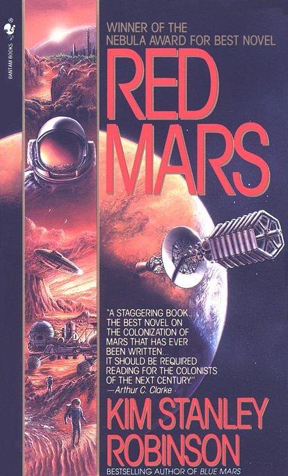 Red Mars - Kniha