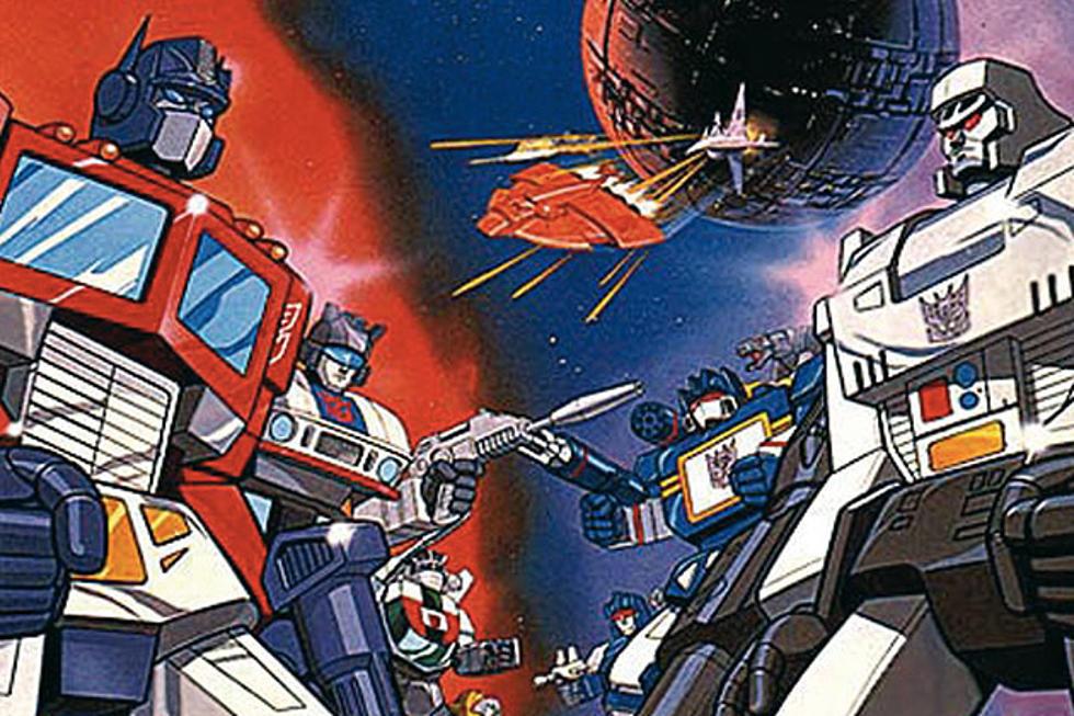 Transformers - Autoboti versus Decepticoni