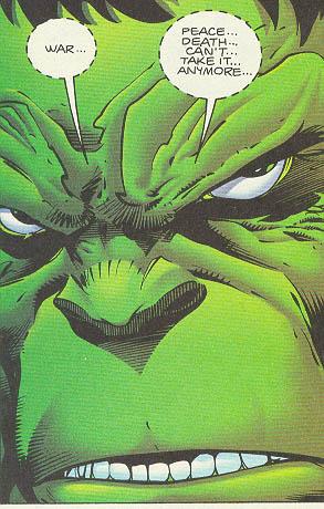 Hulk, The - Komiks - Ultimate Savage Hulk
