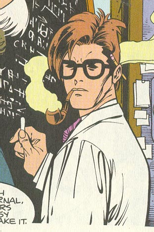 Hulk, The - Komiks - Dr. Bruce Banner