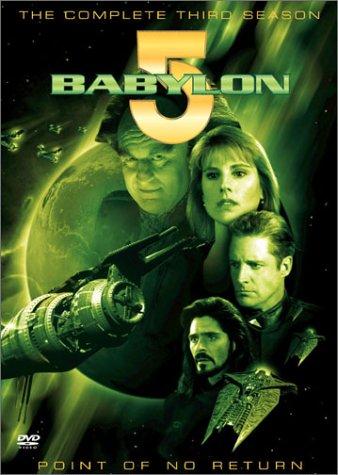Babylon 5 - DVD - 3. séria