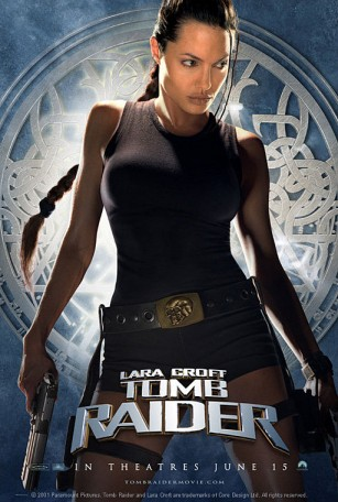Lara Croft: Tomb Raider - Poster