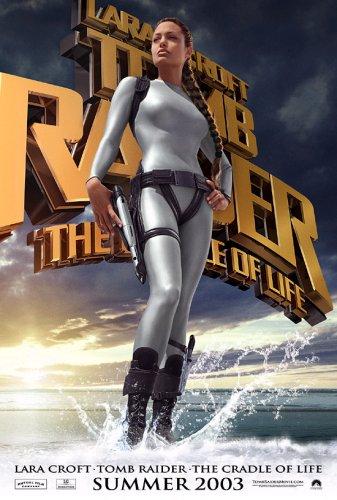 Lara Croft Tomb Raider: The Cradle of Life - Poster