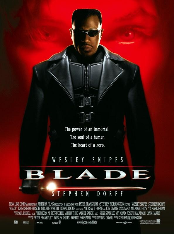 Blade - Poster