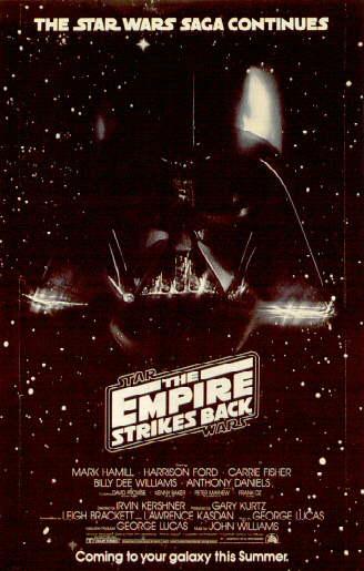Star Wars: Episode V - The Empire Strikes Back - Poster Teaser