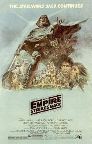 Star Wars: Episode V - The Empire Strikes Back - Poster 2
