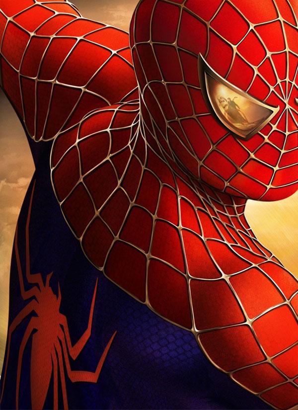 Spider-Man II - Predloha pre teaser poster