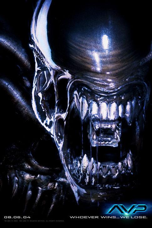 AVP: Alien Vs. Predator - Poster - Alien