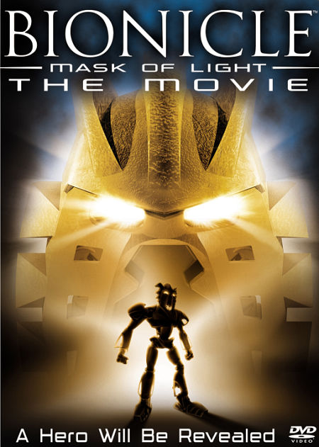 Bionicle: Mask of Light - poster