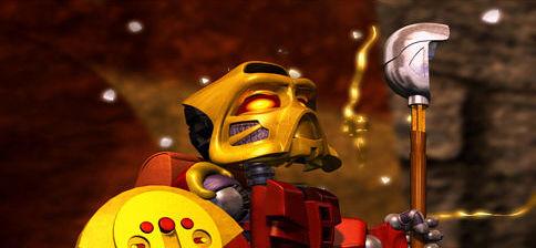 Bionicle: Mask of Light - Jaller