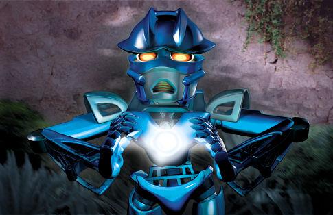 Bionicle: Mask of Light - Toa Gali