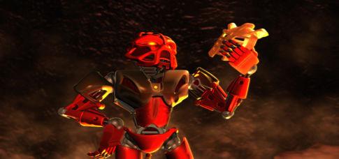 Bionicle: Mask of Light - Toa Tahu a maska svetla