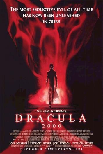 Dracula 2000 - Poster
