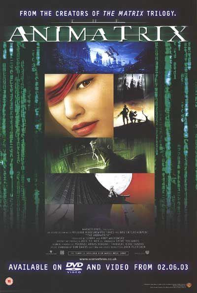 Animatrix - Poster