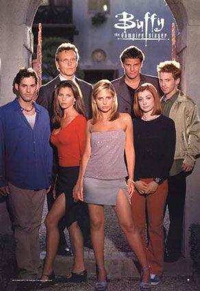 Buffy the Vampire Slayer - Poster 1
