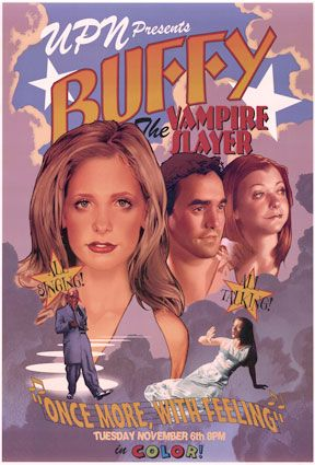 Buffy the Vampire Slayer - Poster 2