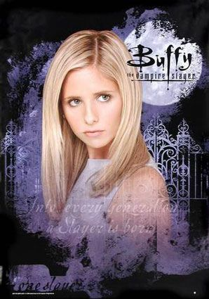 Buffy the Vampire Slayer - Poster 3