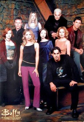 Buffy the Vampire Slayer - Poster 4
