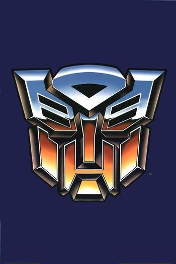 Transformers - Poster - Logo Transformers