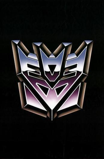 Transformers - Poster - Logo Decepticons