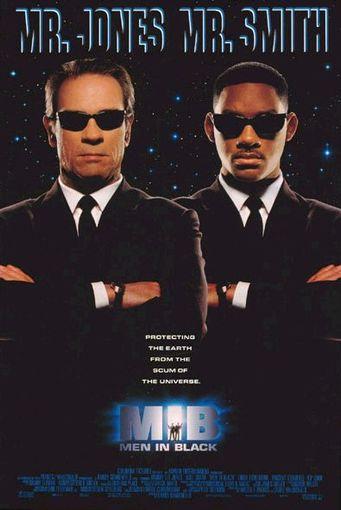 Men in Black - Poster - 1