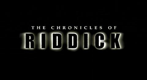 Chronicles of Riddick, The - Logo
