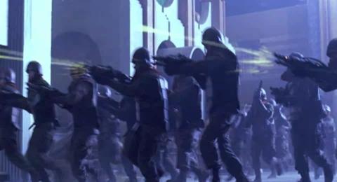 Chronicles of Riddick, The - Útok