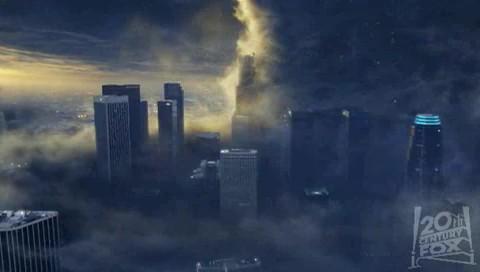 Day After Tomorrow, The - počasie v centre mesta