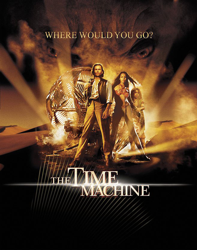 Time Machine, The - Poster