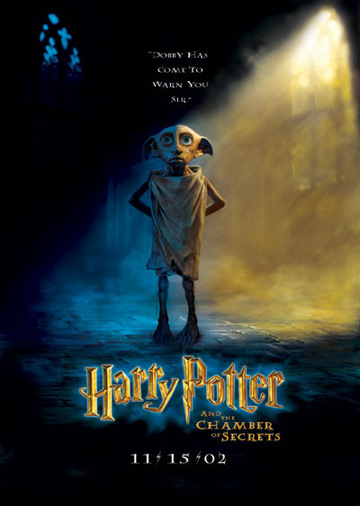 Harry Potter and the Chamber of Secrets - Poster - Dobby