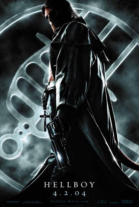 Hellboy - Poster - Teaser 2