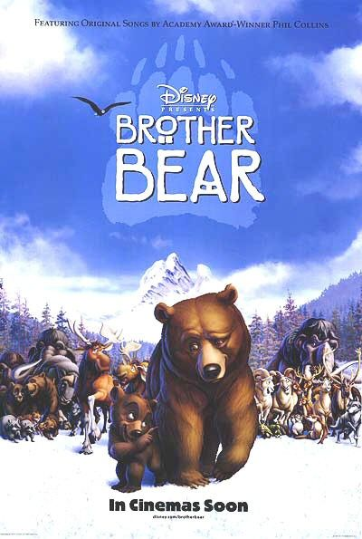 Brother Bear - Poster - 1
