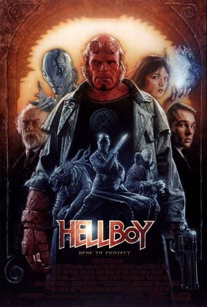 Hellboy - Poster - 3