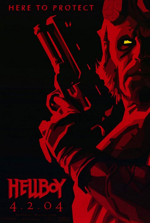 Hellboy - Poster - 4